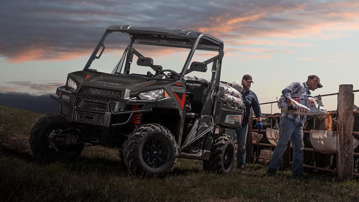 THE BEST-SELLING UTILITY SXS OF ALL TIME