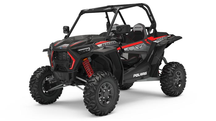 RZR XP 1000 EPS - ALL NEW DESIGN