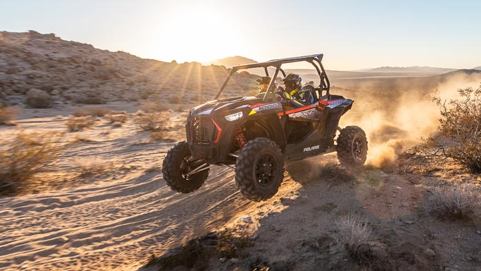 RZR XP 1000 EPS - CONTROLLED CHAOS