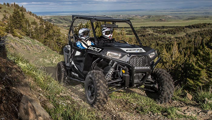 RZR S 900 EPS - PROVEN POWER FOR THE TRAIL