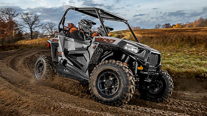RZR S 900 EPS - EXPERIENCE THE OFF-ROAD IN COMFORT