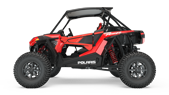 HIGH PERFORMANCE RZR XP® Turbo S